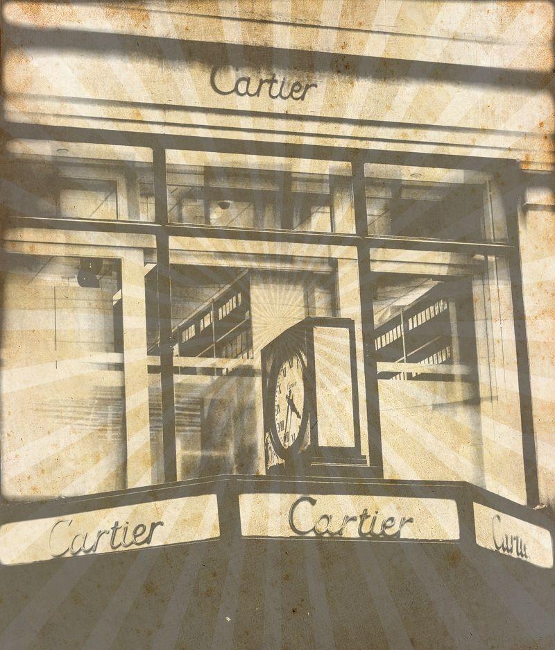 Cartier filter