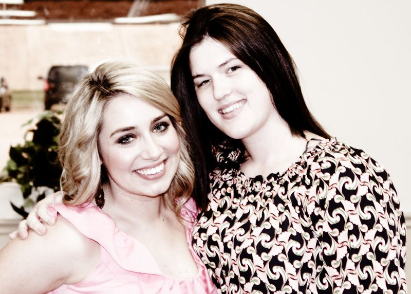 Amber and i