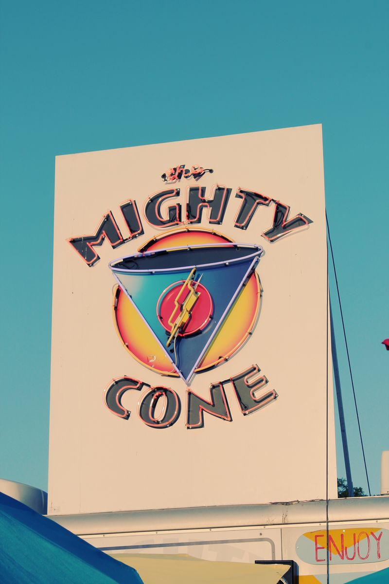 Mighty cone