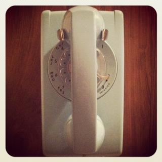 Rotary phone 1