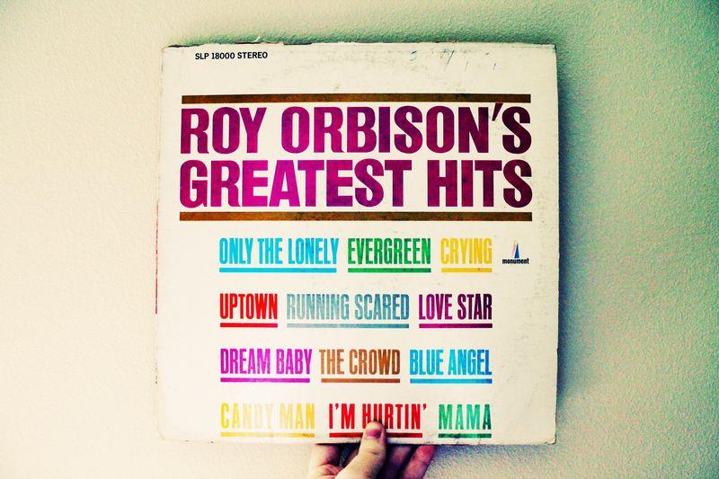 Orbison record