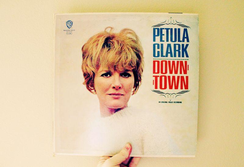 Petula record