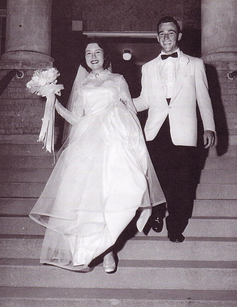 Charles and Sandra - Wedding