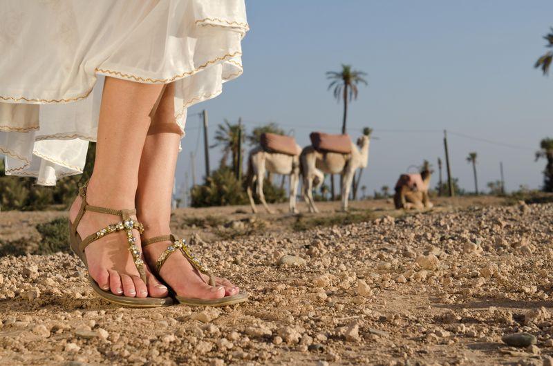 Saharaonfoot