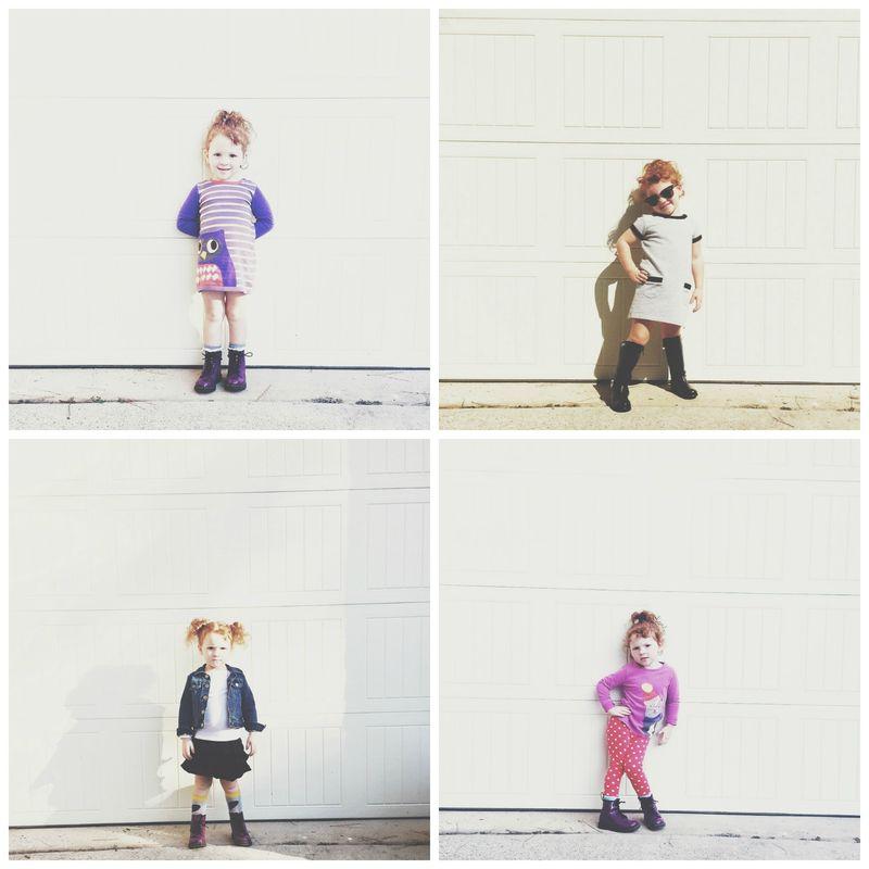 Tory Preschool Collage